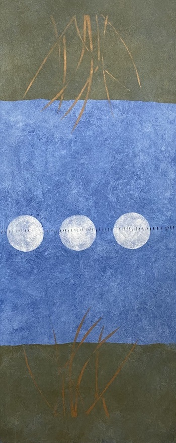 three moons tonight
